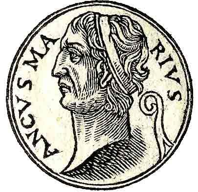 Ancus Marcius Sketch