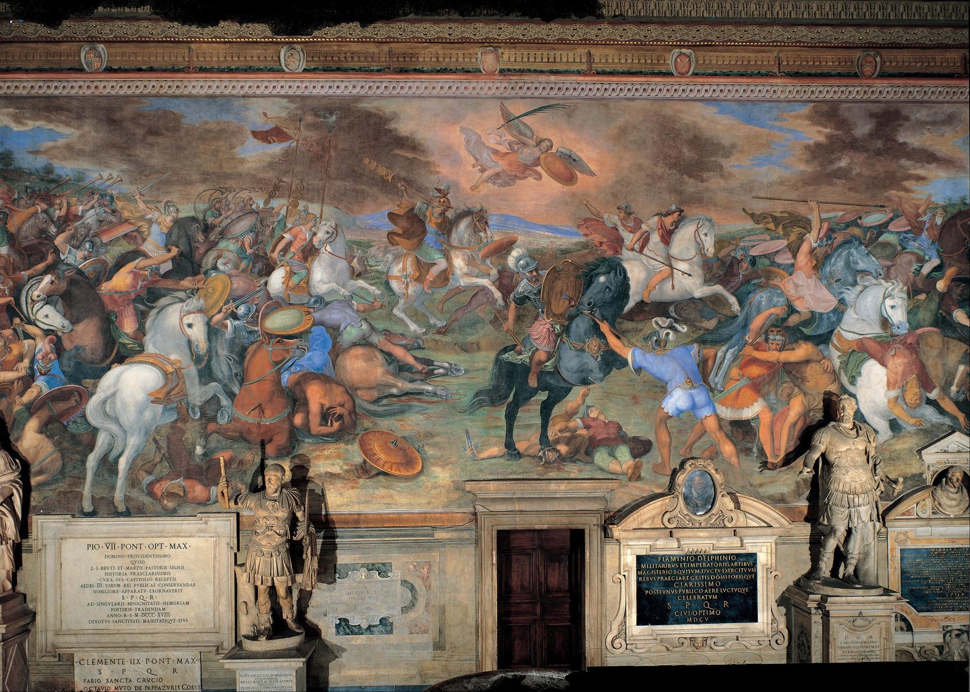 Battle of Regillus