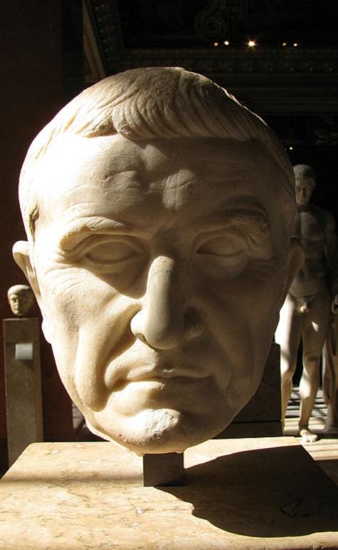 Bust of Crassus