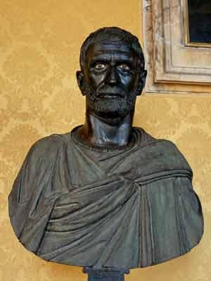 Bust of Lucius Junius Brutus