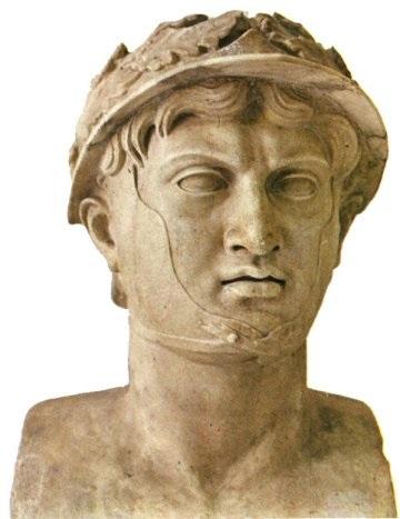 Bust of Pyrrhus
