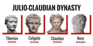 Julio-Claudian Emperors