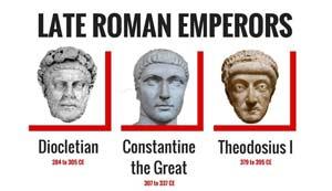Late Roman Emperors
