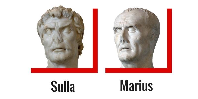 Gaius Marius and Sulla