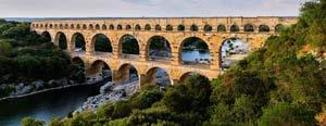 Pont du Gard - Aqueduct