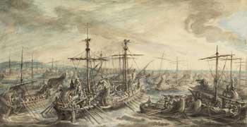 Punic Wars - Naval Battle