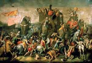 Punic Wars Battle