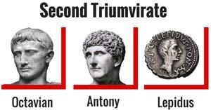 Second Triumvirate