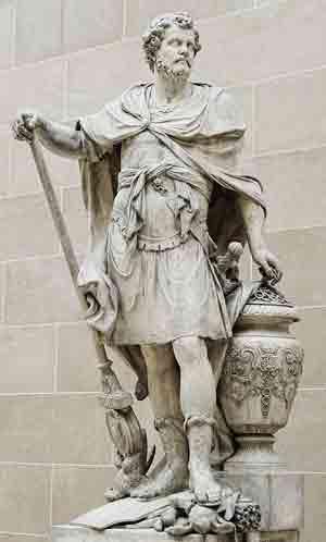 Statue of Hannibal Barca