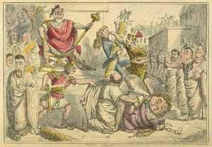 Ceremony of Tarquin the Proud