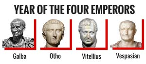 Year of Four Emperors