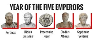 Year of Five Emperors